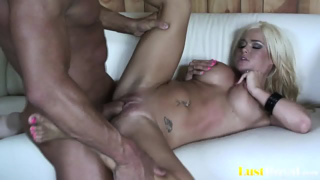 Nothing Excites Crista Moore Like Thick Man Juices