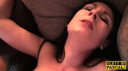 British Sub Slut Dominated With Dick - scene 10