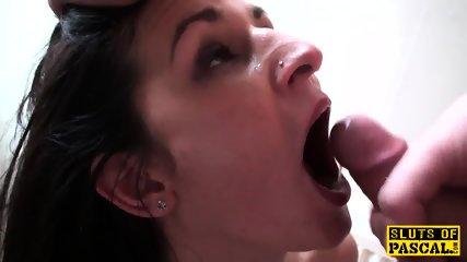 British Sub Slut Dominated With Dick - scene 12