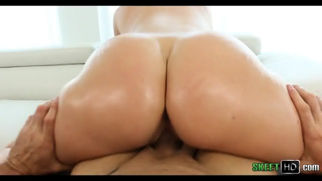 Ass Quakes All Over Big Dick Brittany Shae - scene 4