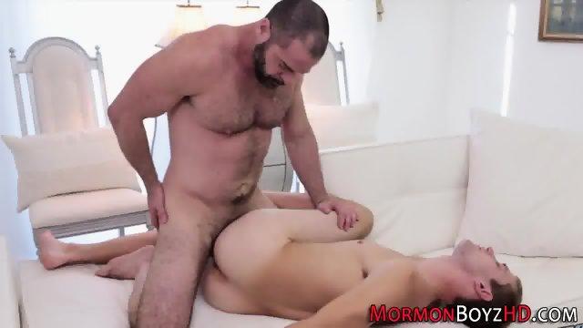 Bishop bareback fucks guy - scene 8