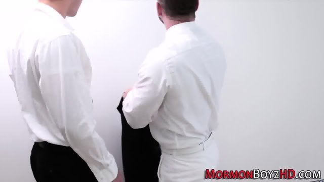 Bishop bareback fucks guy - scene 1