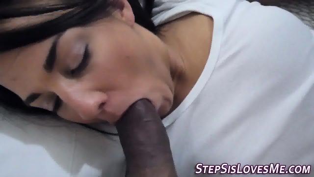 Teen amateur sucking cock - scene 8