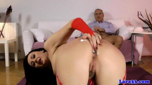 Assfucked classy mature anal creampied - scene 7