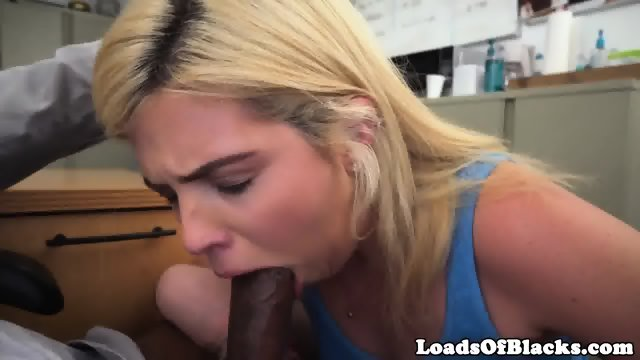 Interracial amateur casting babe rides cock - scene 8