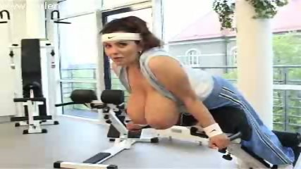 Fitness - scene 9