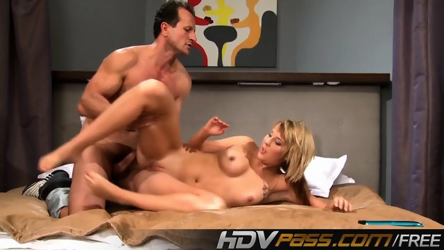 Nice Blondie Cora Masturbate and Fuck - scene 9