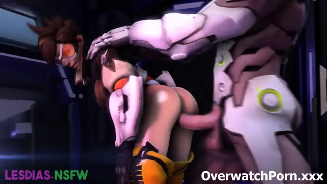 Overwatch Tracer Porn