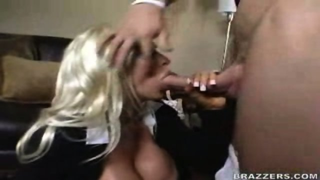 Big titted Milf rides a bigcock