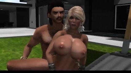 Billionaires Club 3D - scene 8