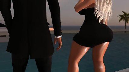 Billionaires Club 3D - scene 1