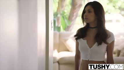 TUSHY I Let My Roomate Fuck My Ass - scene 2
