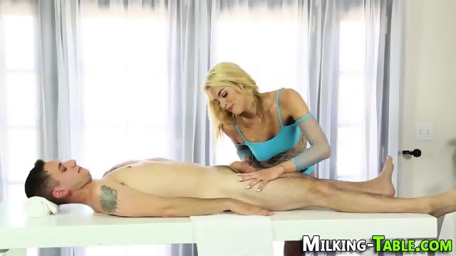 Wam sex therapist jizzed - scene 6