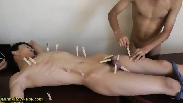 Asian Boy BDSM Series - scene 5