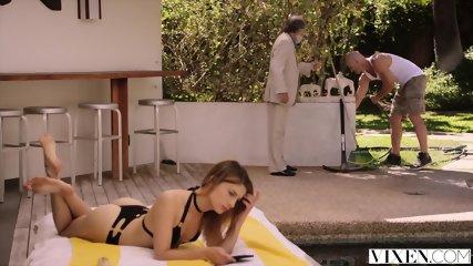 VIXEN Bad Daughter Loves Sex Too Much - scene 2