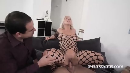 Milf Nikyta Enjoys Hard Anal While Her Husband Watches - scene 8