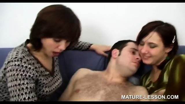 May gets sex lessons from stepmom