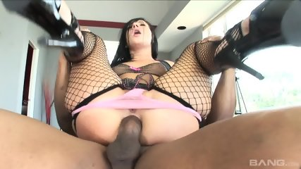 Ashli Orion Like It Black And Creamy - scene 5