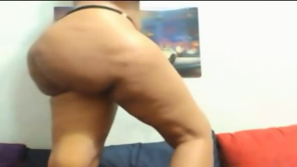 Big Ebony Ass - scene 6