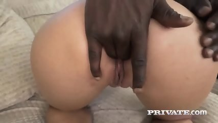 Latina Frida Sante Has Her First Interracial Fuck - scene 12