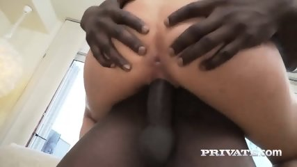 Latina Frida Sante Has Her First Interracial Fuck - scene 4
