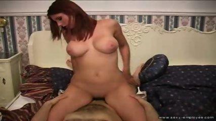 Hot sexy staff member! - scene 6