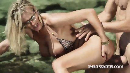 Milf Lana Vegas Takes A Mediterranean Fucking