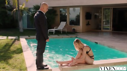 VIXEN Young Blonde Teen Loves Sex - scene 2