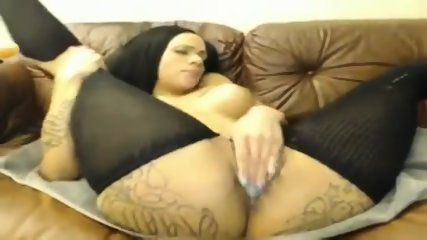Super Nasty Ebony On Webcam MUST WATCH