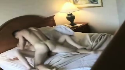 Couple has vacation sex in a hotel - scene 1
