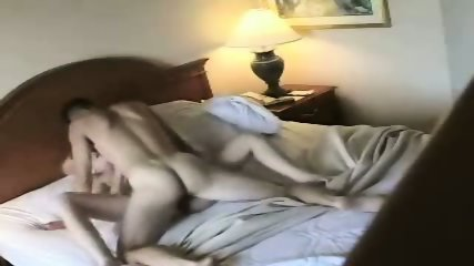 Couple has vacation sex in a hotel - scene 3