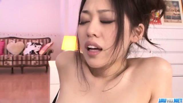 Ann Yabuki, sexy wife, gets fucked until exhaustion - scene 5
