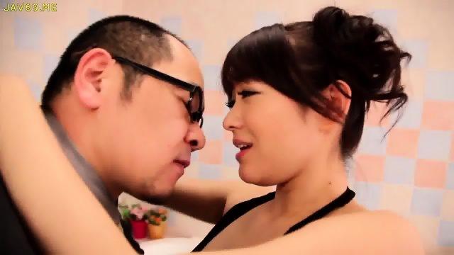 Shou Nishino Soap Superb Woman Pantyhose Ass Whip Ru Nume - scene 6