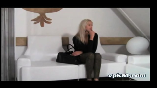 Sabrina Blond likes black dick - Vpkat.com - scene 2