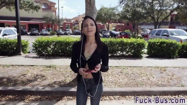 Amateur latina face jizz - scene 1