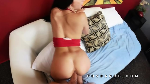 Crystal Rae wicked hot POV suck and fuck