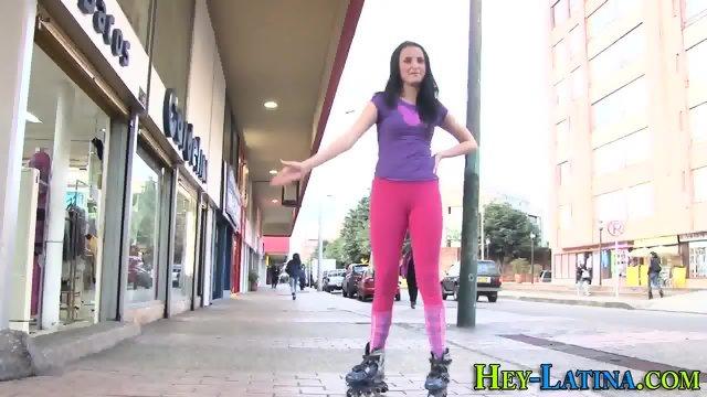 Hispanic Slut 119
