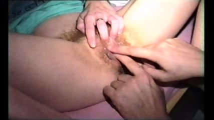 Woman and her BF play with her pussy - scene 9
