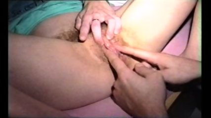 Woman and her BF play with her pussy - scene 10