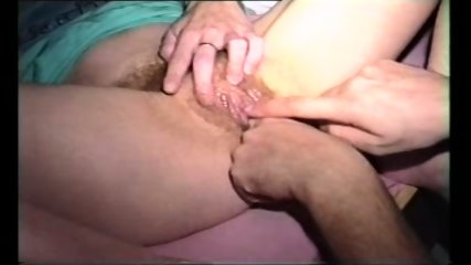 Woman and her BF play with her pussy - scene 12