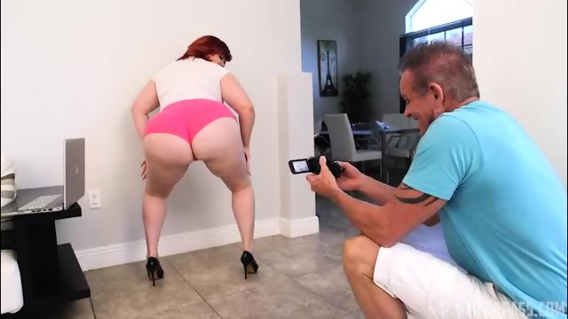 PAWG Plumper Marcy Diamond Twerks for Hubby