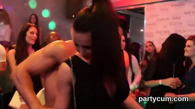 Spicy kittens get completely crazy and nude at hardcore party - scene 12