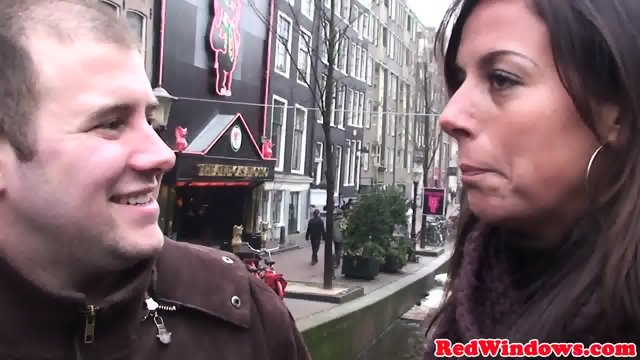 Doggystyled dutch prostitute welcomes tourist - scene 4