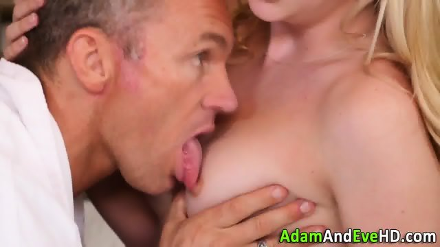 Teen fucked and jizzed - scene 1