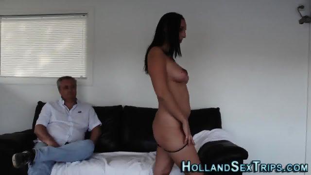 Pretty hooker rides dick - scene 7