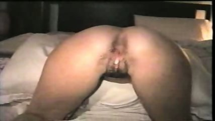 Fucking my wife Doggie plus CreamPie - scene 11