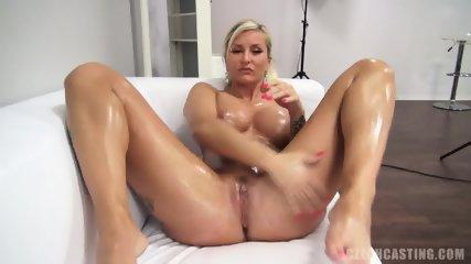 Jaroslava Amateur Czech Slut - scene 6