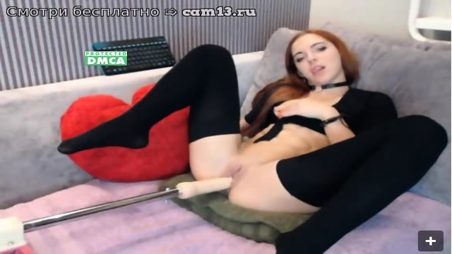 Sex Machine fuck pussy - scene 12