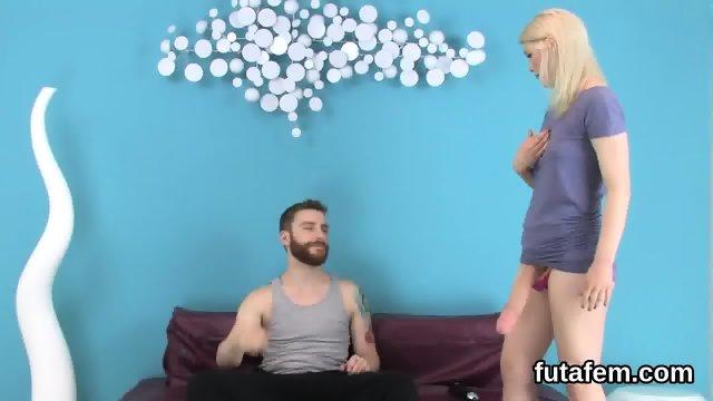 Girls pound bfs anus with monster belt cocks and blast load - scene 3