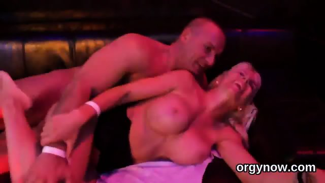 Lovely centerfolds blow dick and enjoy fucking and groupsex - scene 12
